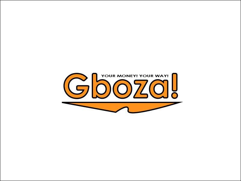 Konkurrenceindlæg #                                        62                                      for                                         Logo Design for Gboza!