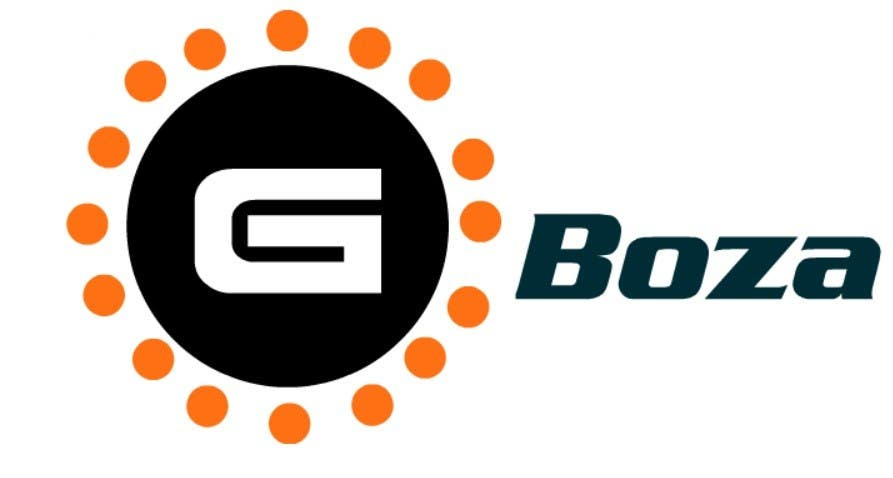 Kilpailutyö #3 kilpailussa Logo Design for Gboza!