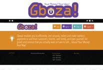 Graphic Design Kilpailutyö #70 kilpailuun Logo Design for Gboza!
