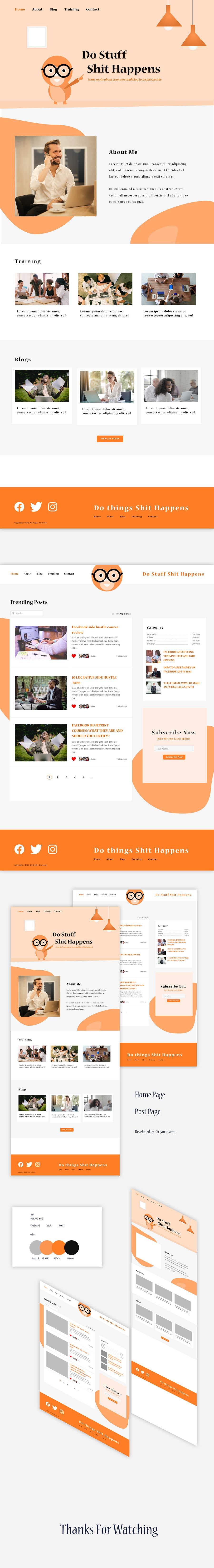 Penyertaan Peraduan #                                        62                                      untuk                                         Design and build a Wordpress blog website
