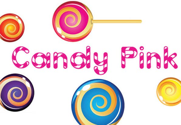 Inscrição nº                                         33                                      do Concurso para                                         Logo Design for Candy Pink