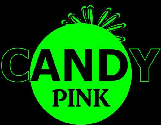 Inscrição nº                                         6                                      do Concurso para                                         Logo Design for Candy Pink