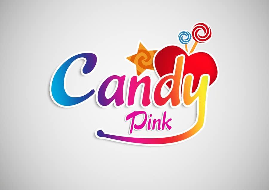 Inscrição nº                                         61                                      do Concurso para                                         Logo Design for Candy Pink