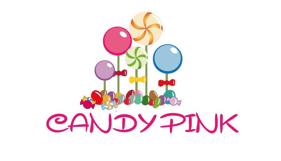 Bài tham dự cuộc thi #73 cho Logo Design for Candy Pink