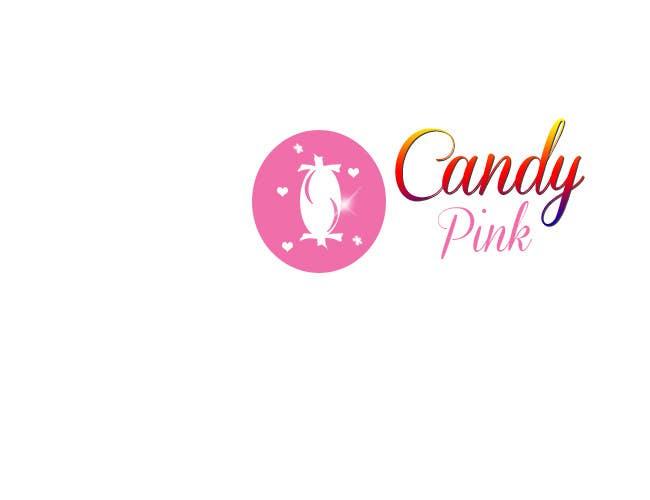 Bài tham dự cuộc thi #84 cho Logo Design for Candy Pink