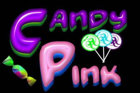 Inscrição nº                                         2                                      do Concurso para                                         Logo Design for Candy Pink