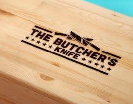 Nro 1219 kilpailuun The Butcher's Knife - Full Branding käyttäjältä eddesignswork