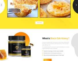 #60 cho Design a webpage for honey product bởi Ganeshdas
