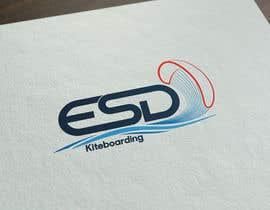 Nro 524 kilpailuun Design a Logo for my kiteboarding company käyttäjältä FutureArtFactory