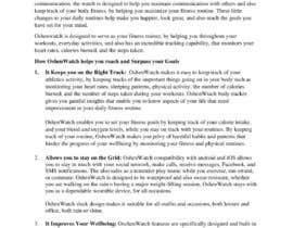 #18 для Copywriter for an online sales pitch от udemepaul