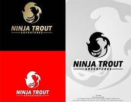 #29 cho Design A Logo Contest For Ninja Trout Adventures bởi dfordesigners