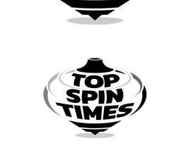"Nro 96 kilpailuun Logo and animated title for ""Top Spin Times"" a YouTube Channel about Precision Spinning Tops käyttäjältä mishrapeekay"