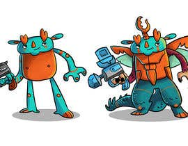 #69 cho Concept Character Art - 2D or 3D - (Video Game) bởi RRamirezR