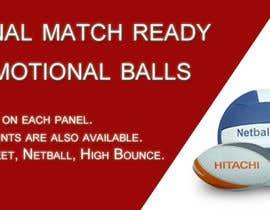 Nro 2 kilpailuun Sports Balls Banner käyttäjältä gssakholia11