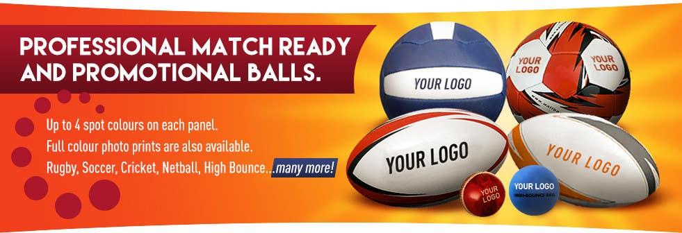 Bài tham dự cuộc thi #                                        19                                      cho                                         Sports Balls Banner
