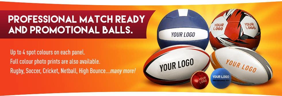 Bài tham dự cuộc thi #                                        20                                      cho                                         Sports Balls Banner