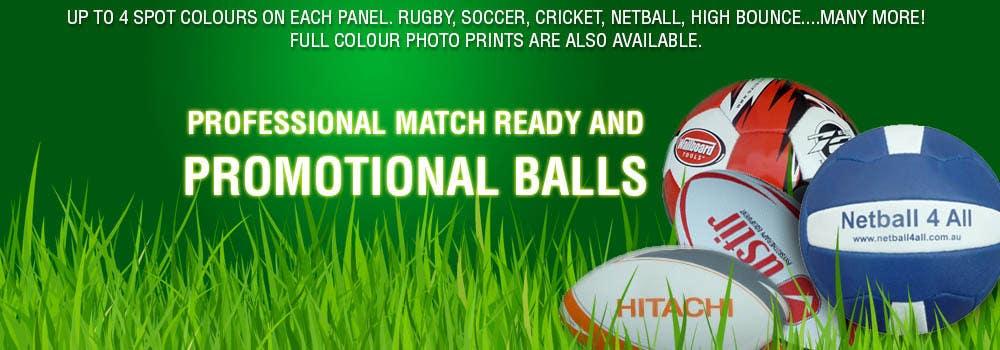 Bài tham dự cuộc thi #                                        6                                      cho                                         Sports Balls Banner