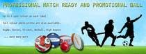 Bài tham dự #14 về Graphic Design cho cuộc thi Sports Balls Banner