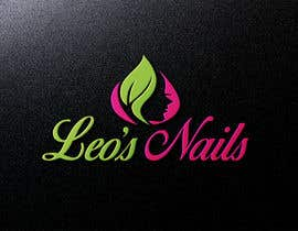 #40 for Design me a logo and banner for Leo's Nails by hawatttt