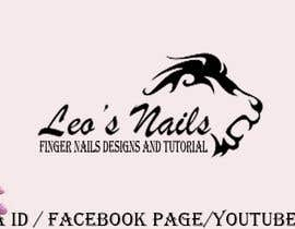 #17 for Design me a logo and banner for Leo's Nails by kavdiamaulik
