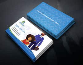 #141 for I need a creative business card designed front and back by Nillsami