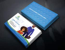 #142 for I need a creative business card designed front and back by Nillsami