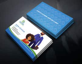 #143 for I need a creative business card designed front and back by Nillsami
