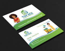#77 for I need a creative business card designed front and back by ZAKIR31121979