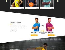 #5 cho Create and design a sports section for my website bởi sukh1181996