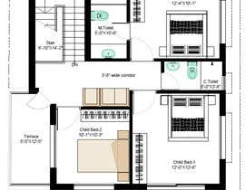 #10 untuk duplex house planning oleh alfaysal87