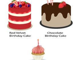 #29 для Cake Decoration Design от dibashdey25