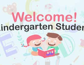 #13 for Design a Banner for Kindergarten by jenraga