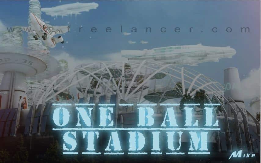 Konkurrenceindlæg #                                        26                                      for                                         Oneball stadium