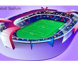 #28 for Oneball stadium af Koushikdesigner
