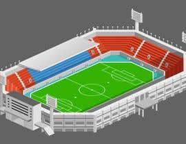 #38 for Oneball stadium af Koushikdesigner