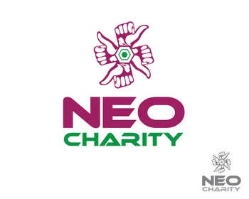 #77 untuk Design a Logo for NEO CHARITY oleh silverhand00099