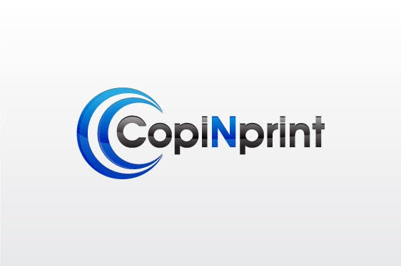Konkurrenceindlæg #                                        136                                      for                                         Logo Design for CopiNprint