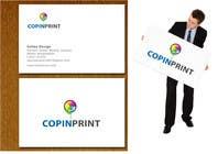 Graphic Design Konkurrenceindlæg #91 for Logo Design for CopiNprint