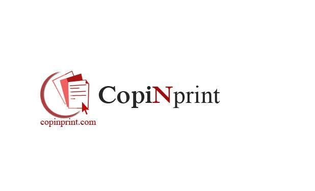 Konkurrenceindlæg #                                        129                                      for                                         Logo Design for CopiNprint