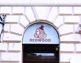 Nro 202 kilpailuun I need a logo designed for a ladies fashion brand. The name of the shop is (Redwood). İ want an elegant logo that can be used in international fashion magazine. Use the (Redwood color) attached . käyttäjältä ARILOVE