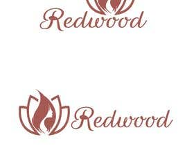 Nro 200 kilpailuun I need a logo designed for a ladies fashion brand. The name of the shop is (Redwood). İ want an elegant logo that can be used in international fashion magazine. Use the (Redwood color) attached . käyttäjältä AbanoubL0TFY