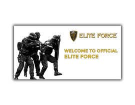 Nro 8 kilpailuun https://elite-forces.com. Similar to our logo showing our name. needing to be 360x45 and also 700x90. If the sizes are adaptable then that would help. Keep on the military theme  - 01/07/2020 12:17 EDT käyttäjältä Mohammed4942