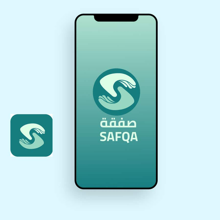 Bài tham dự cuộc thi #                                        49                                      cho                                         ARABIC APP ICON AND SPLASH PAGE DESIGN iOS and Android