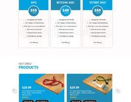 Nro 35 kilpailuun Redesign our website, add shopify or woo commerce eCommerce käyttäjältä saidesigner87