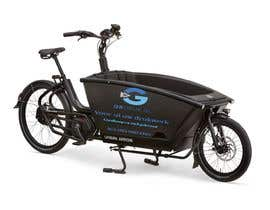 Nro 9 kilpailuun Design advertising for stickers on side of Urban Arrow bike käyttäjältä anirbandj