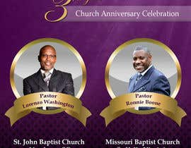 #10 for Design a church anniversary flyer -- 2 by damirruff86
