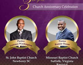 #15 for Design a church anniversary flyer -- 2 by damirruff86