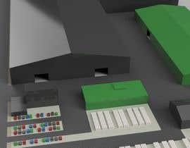 Nro 21 kilpailuun Design a simple site layout map. käyttäjältä rombie18