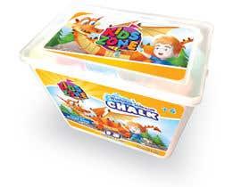 Nro 106 kilpailuun Design a set of packaging labels käyttäjältä robertzapata