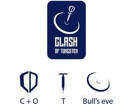Nro 23 kilpailuun Logo For A Darts Related Youtube Channel käyttäjältä MyPageDesign